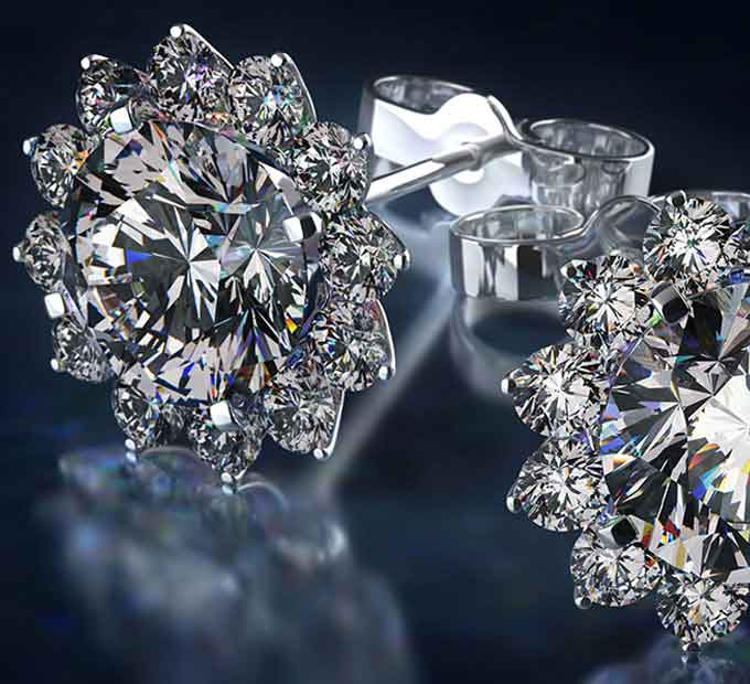 sell diamond earrings in Massachusetts